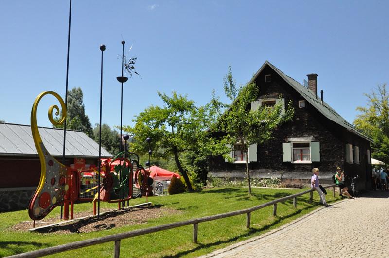 Promenade-Alpsee