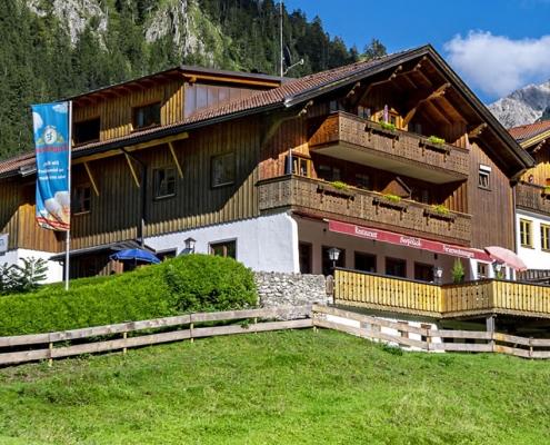 Bergblick Ferienwohnungen