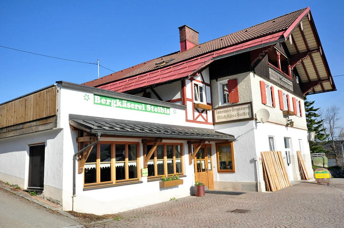Käserei-Steibis