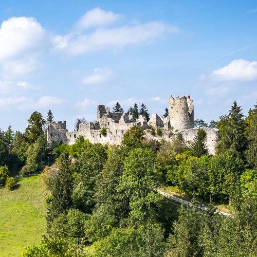 Burgen-Schlösser