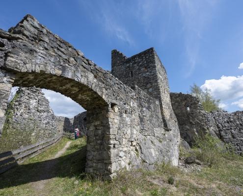 Burgruine Laubenbergerstein Immenstadt