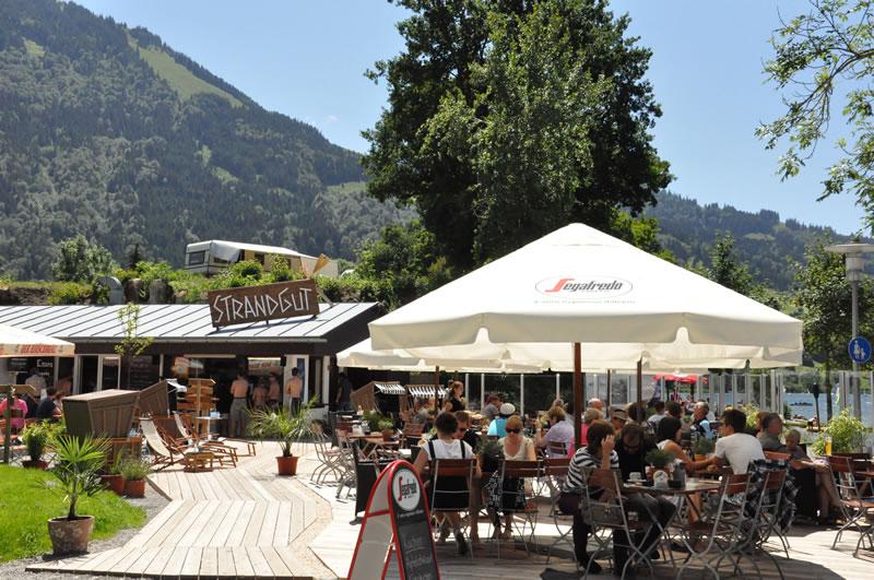 Cafe-Strandgut