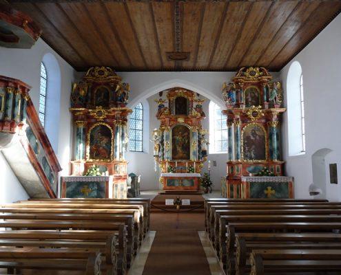 Kirche-Innen