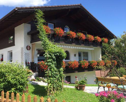 Ferienwohnungen Kircher in Obermaiselstein