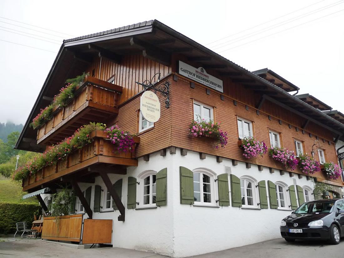Gasthof Riedbergerhorn