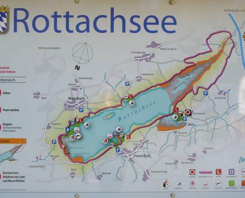 Plan-Rottachspeicher