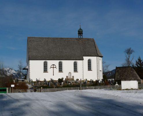 Burgkirche-Schöllang