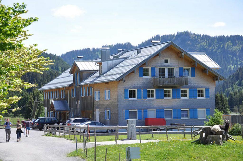 Campingplatz Balderschwang